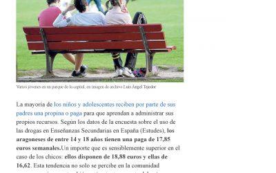 Propinas a los niños – Heraldo de Aragón