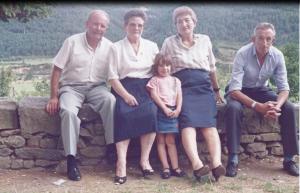 la importancia de los abuelos en la vida de los niños
