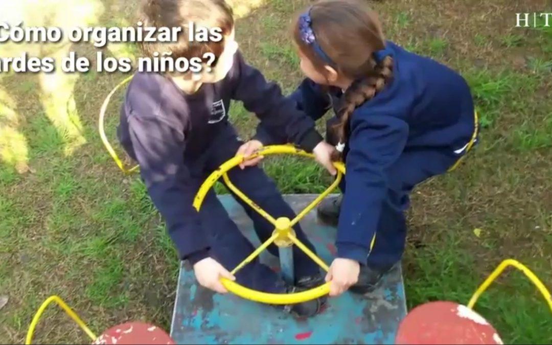 Cómo organizar las tardes de los niños – heraldo tv
