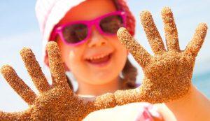 Como afrontar el verano con los niños